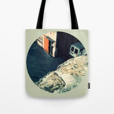 Urban View Tote Bag