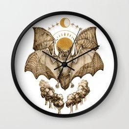 Unsung Saint: Myotis septentrionalis Wall Clock