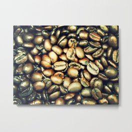 Coffee Beans! 2 Metal Print