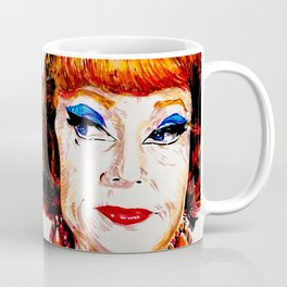 Agnes Moorehead Coffee Mug