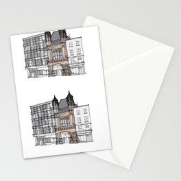 Bishopsgate Institute London by Charles Townsend Stationery Cards