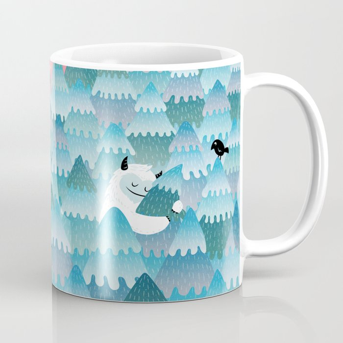 Tree Hugger Coffee Mug By Littleclyde Society6