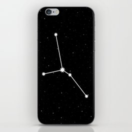 Cancer Astrology Star Sign Night Sky iPhone Skin