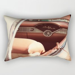 Dream Car Rectangular Pillow