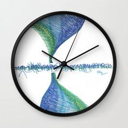 70 Wall Clock