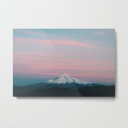 Mount Hood III Metal Print