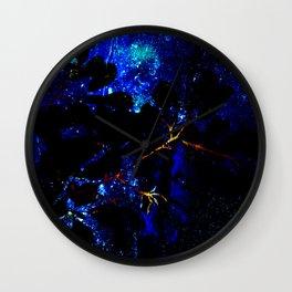 Nightsky Wall Clock