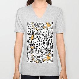 101 Dalmatians Unisex V-Neck