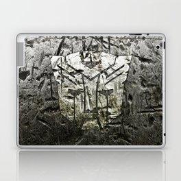 Autobot steel Laptop & iPad Skin