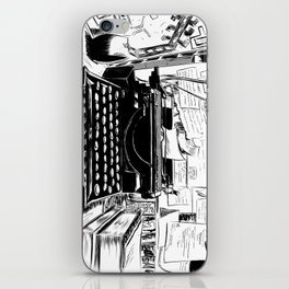 Shakespeare and Company iPhone Skin