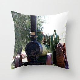 Lincoln - Ruston Proctor Co Ltd Throw Pillow