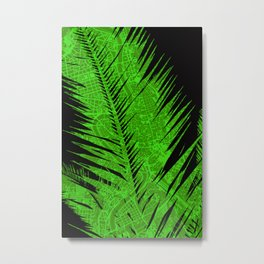 Palm tree in Rome Metal Print