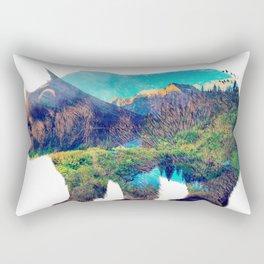 Nature Giant Rectangular Pillow