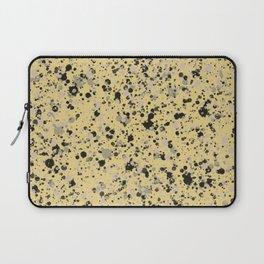 Speckles Cream Laptop Sleeve