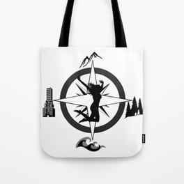 Adventure Bod - Logo Tote Bag