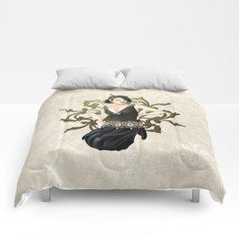 1920s Jazz Siren Comforters