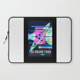Grand Tour - NASA Space Travel Poster (Alternative) Laptop Sleeve