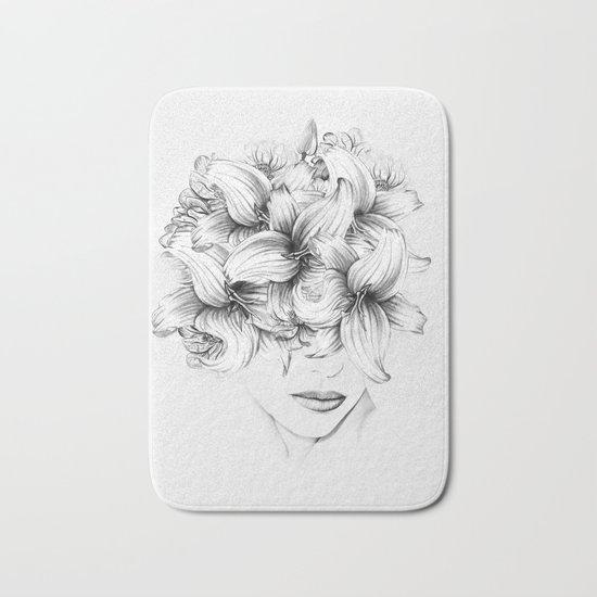 Flowers Women 2 Bath Mat