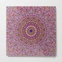 Colorful Spiritual Garden Mandala by davidzydd