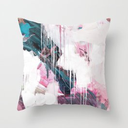 Time 2 Throw Pillow