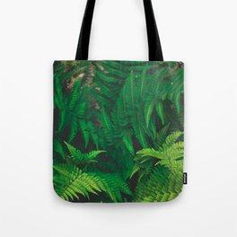 Leaf jungle Tote Bag