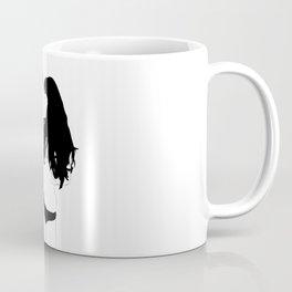 Woman and Horseman Coffee Mug