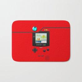 Gameboy Color Pokedex Bath Mat