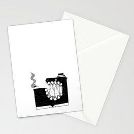 Zombie Boss Stationery Cards