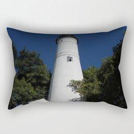 Shining Light Rectangular Pillow