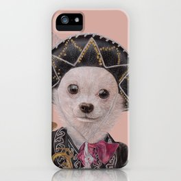 Mexican Chihuahua iPhone Case