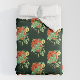 Where are u fox? Comforters