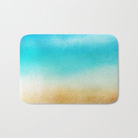 Tropical Sea #5 Bath Mat