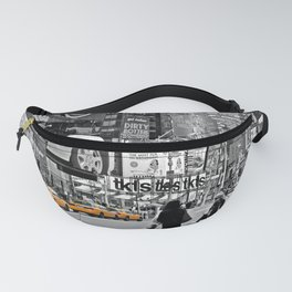 NYC - Yellow Cabs - Times Square Fanny Pack