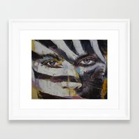 carnival Framed Art Prints featuring Carnival by Michael Creese
