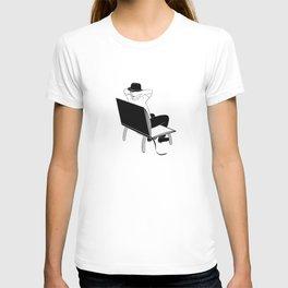 Intermission Page T-shirt