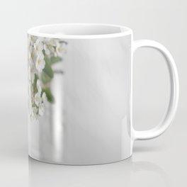 Spirea in vial art #2 Coffee Mug