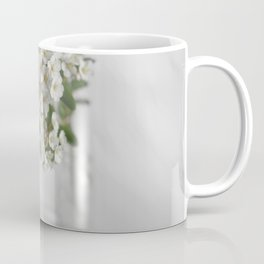Spirea in vial art #2 Coffee Mug