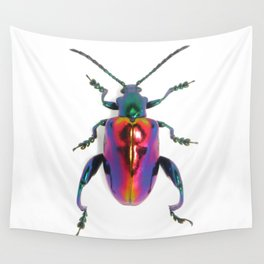 Lovely Lady Frog-legs Wall Tapestry
