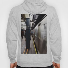 Wallstreet Subway Hoody