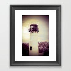 Chatham Lighthouse Framed Art Print