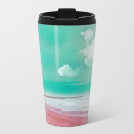 SILENT BEACH Travel Mug