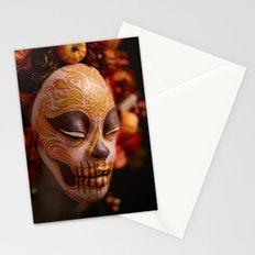 Pumpkin Harvest Muertita Detail Stationery Cards