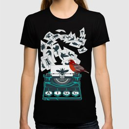 Alphabet of Life T-shirt