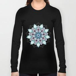 Solstice mandala Long Sleeve T-shirt
