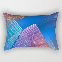 citylines -6- Rectangular Pillow