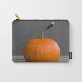 """Sugar Pie"" Pumpkin no. 3 -- Still Life Squashes & Potirons Carry-All Pouch"