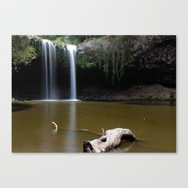 Killen Falls Canvas Print