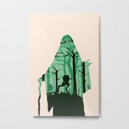 Return of the Jedi Metal Print