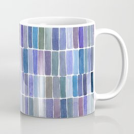 Blue Watercolors Coffee Mug