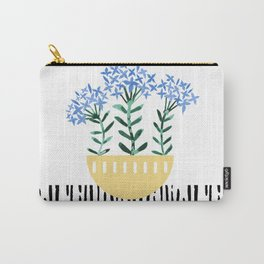 Potted Plant 5 Carry-All Pouch